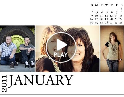 Click to play this Smilebox calendar