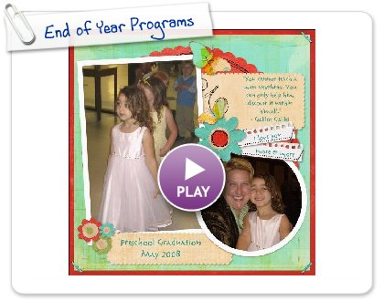 Click to play End of Year Programs