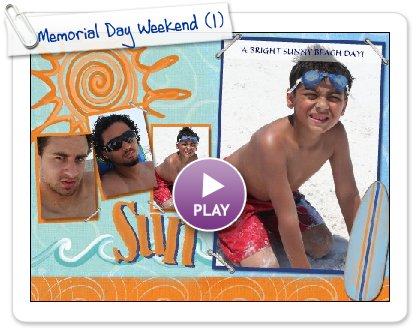Click to play Memorial Day Weekend