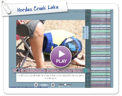 Click to play Hordes Creek Lake