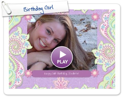 Click to play Birthday Girl