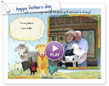 Click to play happy fathers day