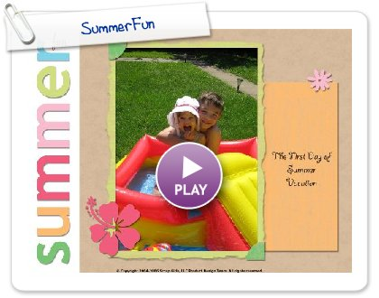Click to play SummerFun