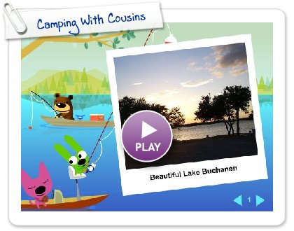 Click to play Camping With Cousins