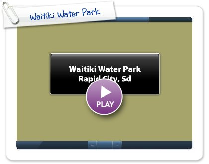 Click to play Waitiki Water Park