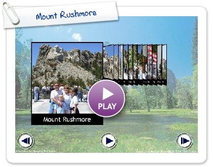 Click to play Mount Rushmore