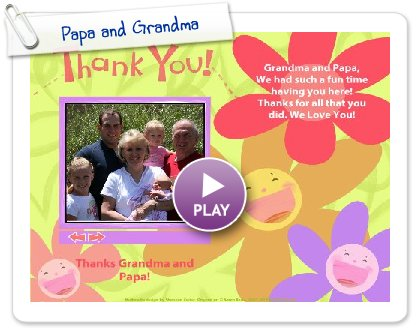 Click to play Papa and Grandma