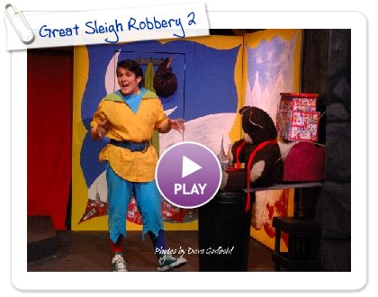 Click to play Great Sleigh Robbery 2