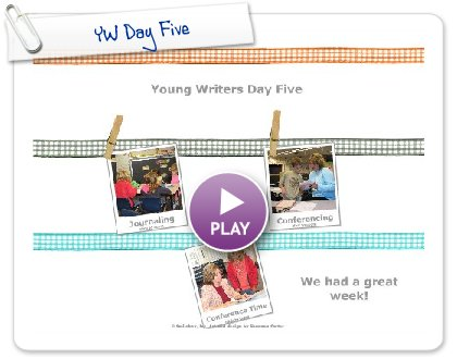 Click to play YW Day Five