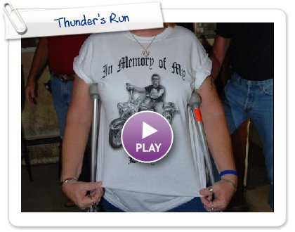 Click to play Thunder's Run