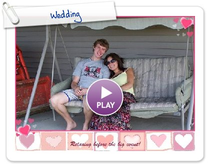 Click to play Wedding