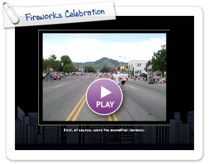Click to play Fireworks Celebration