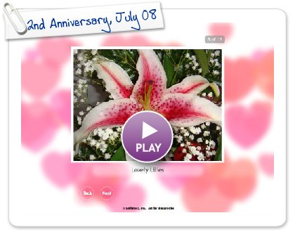 Click to play 2nd Anniversary, July 08