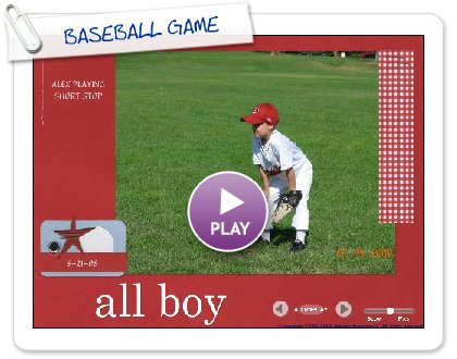 Click to play BASEBALL GAME