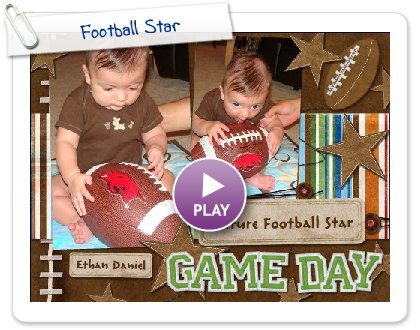 Click to play Football Star