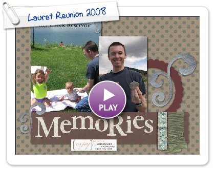 Click to play Lauret Reunion 2008