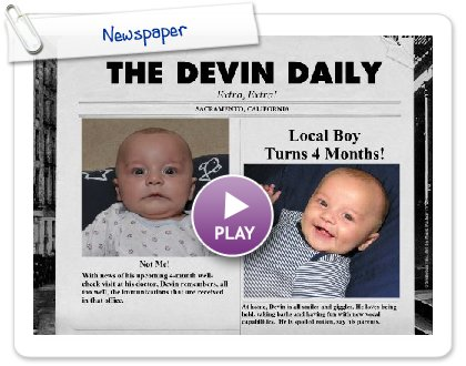 Click to play Newspaper