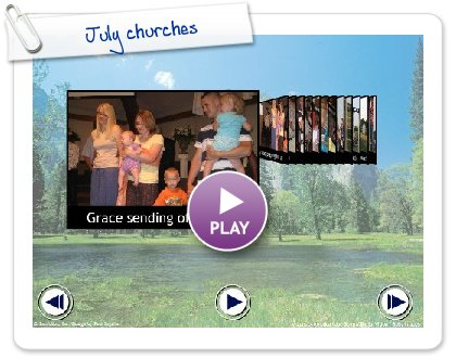 Click to play July churches