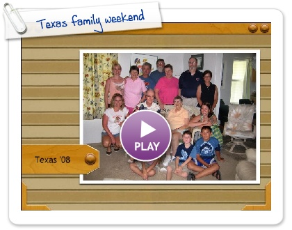 Click to play Texas family weekend