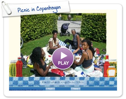 Click to play Picnic in Copenhagen