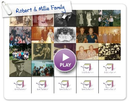 Click to play Robert & Millie Family
