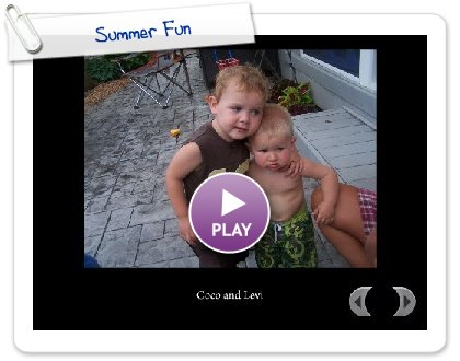 Click to play Summer Fun