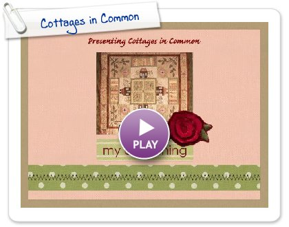 Click to play Cottages in Common