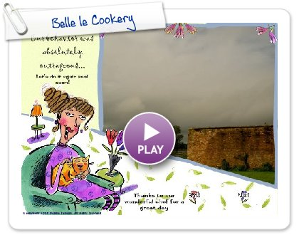 Click to play Belle le Cookery
