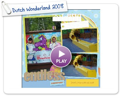 Click to play Dutch Wonderland 2008