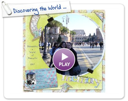 Click to play Discovering the World ...