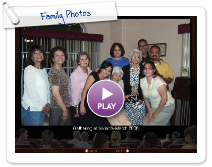 Click to play Family Photos