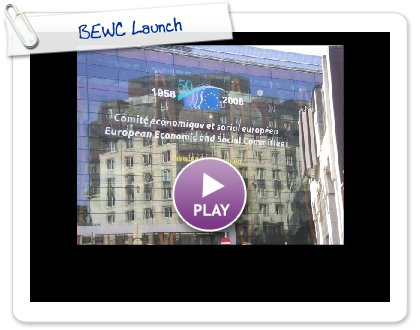 Click to play BEWC Launch