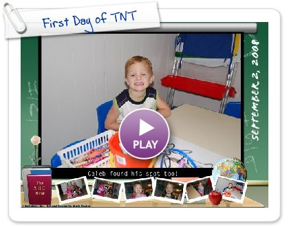 Click to play First Day of TNT