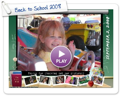 Click to play Back to School 2008