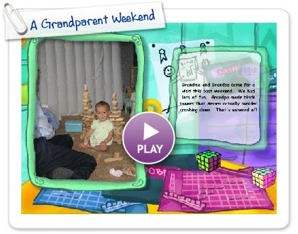 Click to play A Grandparent Weekend