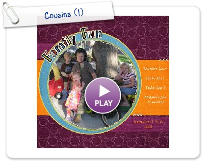 Click to play Cousins