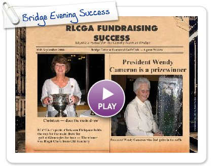 Click to play Bridge Evening Success