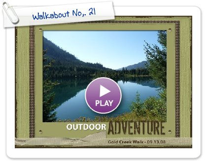 Click to play Walkabout No,. 21