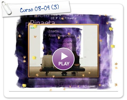 Click to play Curso 08-09
