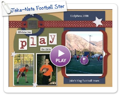Click to play Jake-Nate Football Stars