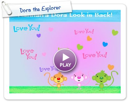 Click to play Dora the Explorer