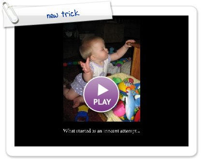 Click to play new trick