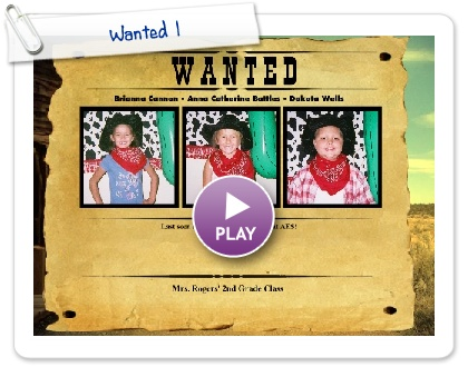 Click to play Wanted 1