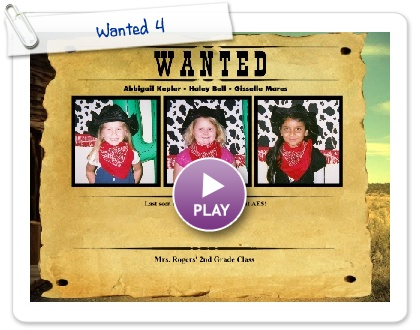 Click to play Wanted 4