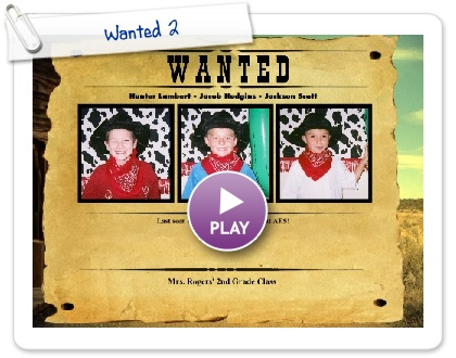 Click to play Wanted 2