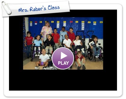 Click to play Mrs. Reber's Class