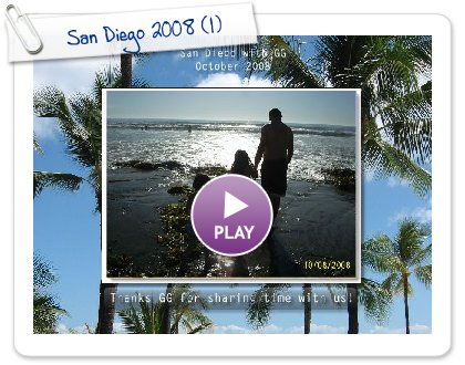 Click to play San Diego 2008
