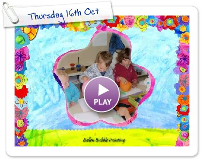 Click to play Thursday 16th Oct