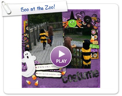 Click to play Boo at the Zoo!