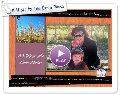Click to play A Visit to the Corn Maze